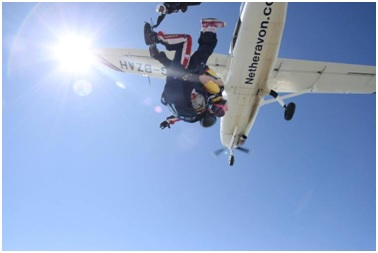 Mandy Skydive